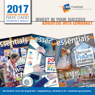 2017 EDmarket Media Kit and Rate Card