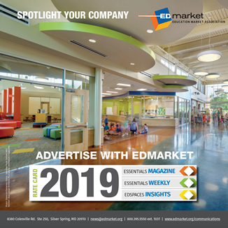 2018 EDmarket Media Kit and Rate Card