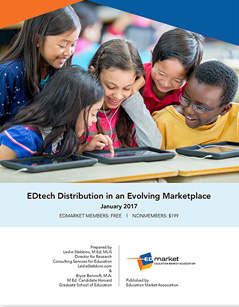 EDtech Distribution in an Evolving Marketplace