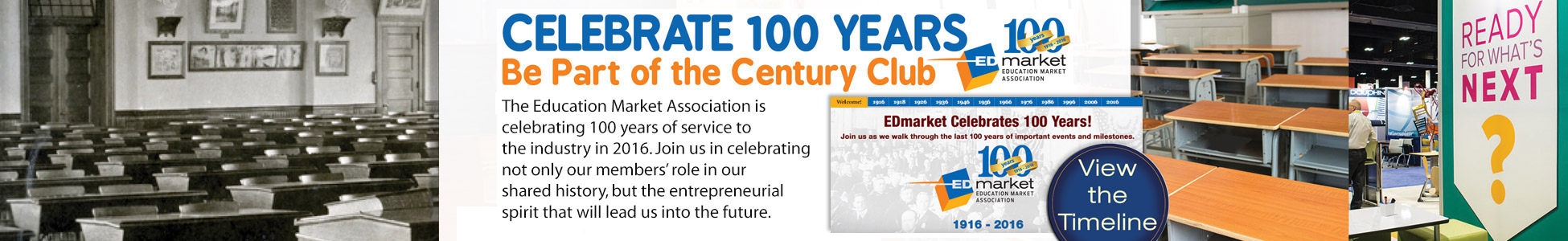 Be a Part of EDmarket's Century Club
